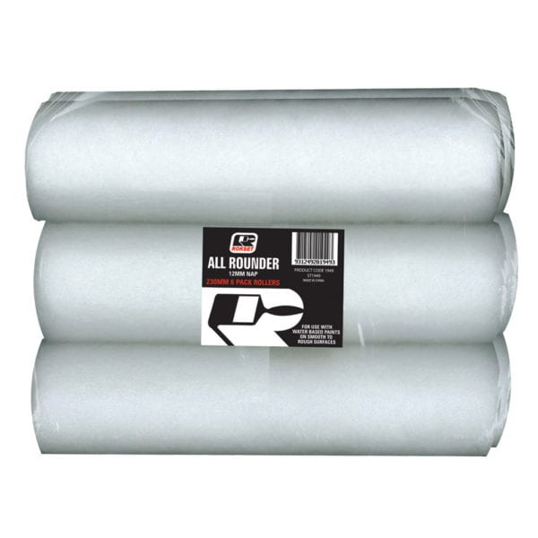ALL ROUNDER ROLLER COVER(pack of 6)