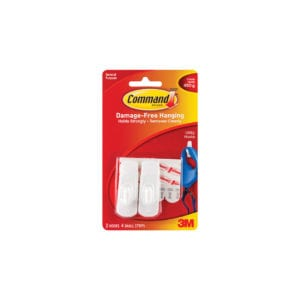 Command™ Small Hook Value Pack 17002