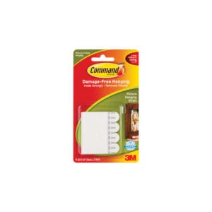 "Commandâ""¢ Small Picture Hanging Strips 17202"