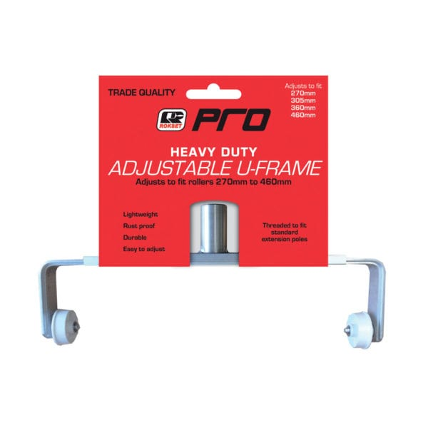PRO HEAVY DUTY ADJUSTABLE U-FRAME