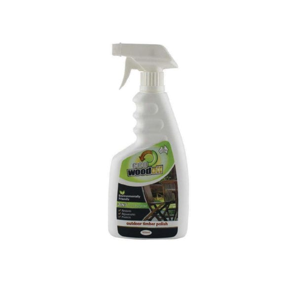 ECOWOOD OIL OUTDOOR TIMBER POLISH