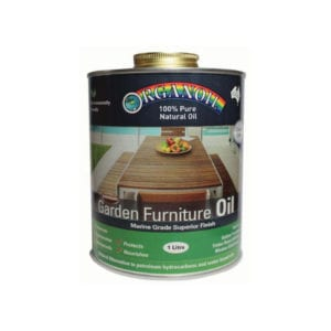 GARDEN FURNITURE OIL RED 1LT