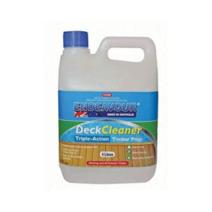 ENDEAVOUR DECK CLEANER 1 LITRE