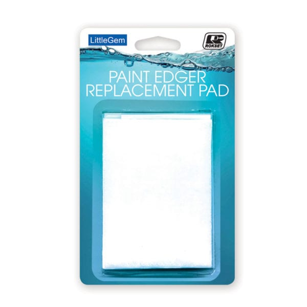 LITTLE GEM PAINT EDGER REPLACEMENT PAD (pack of 2)